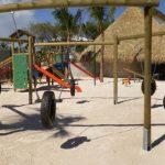 Nueva area de juegos infantiles Barceló Bavaro