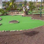 Savia proyectos Construcción de mini golf en Canarias