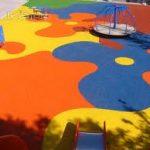 Pavimentos amortiguadores áreas infantiles