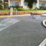 Savia proyectos Reforma en piscinas hotel cemento