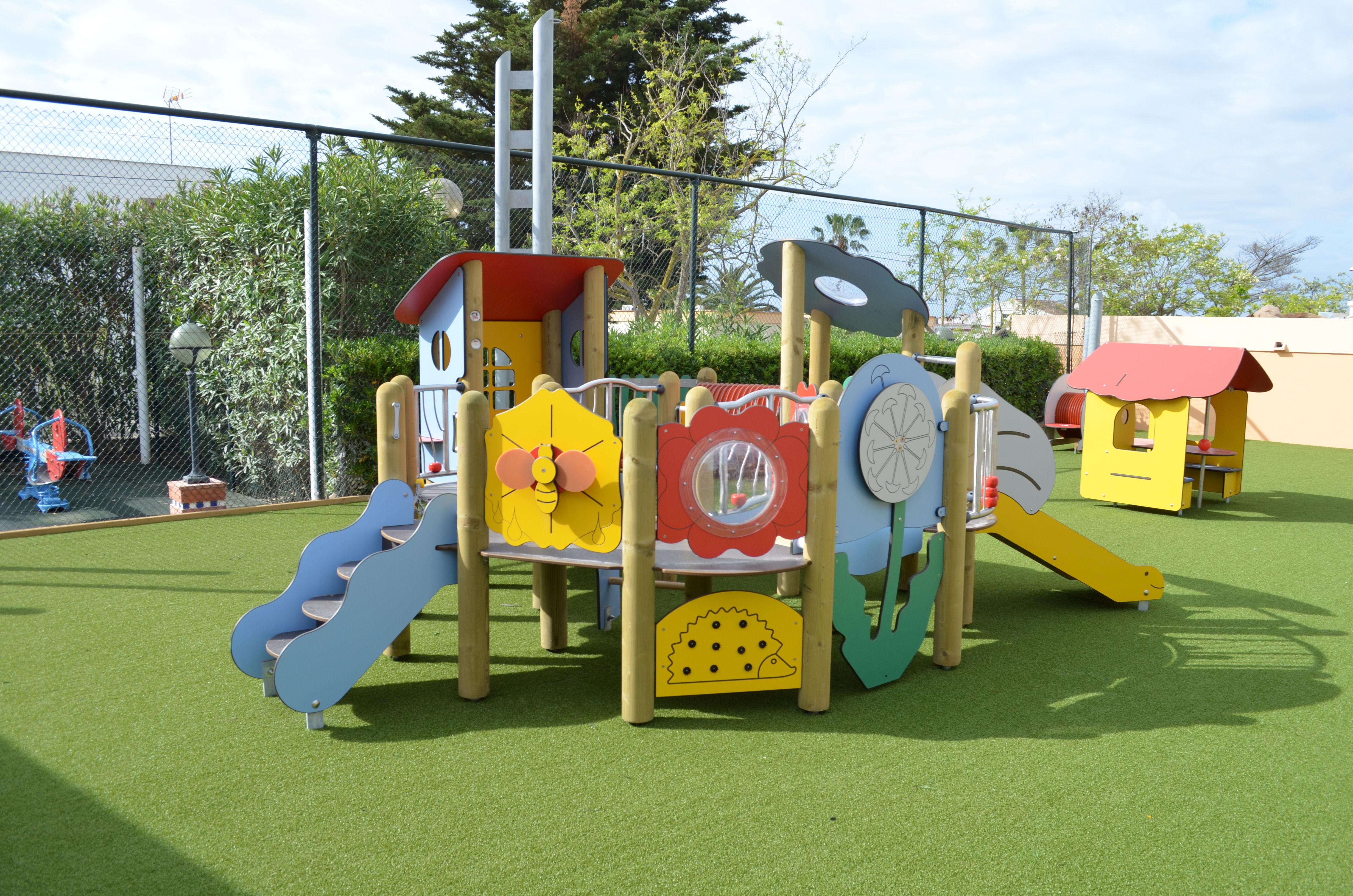 """Savia Proyectos  El decálogo de un parque infantil """"10 ..."""