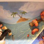 Savia proyectos buffets-infantiles-tematicos oso panda pirata pulpo