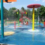 Savia Proyectos parque acuático SPLASH_PARK multicolor