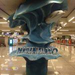 Savia proyectos figura Marineland aeropuerto Palma de Mallorca