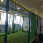 Savia proyectos club duendes mini campo fútbol vista lateral