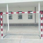 Savia proyectos portería de fútbol consellería