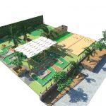 Savia proyectos proyecto campo minigolf y petanca