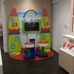 Savia proyectos rincón pantalla táctil infantil en tienda electrónica