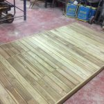 Savia proyectos tarima madera para hamaca