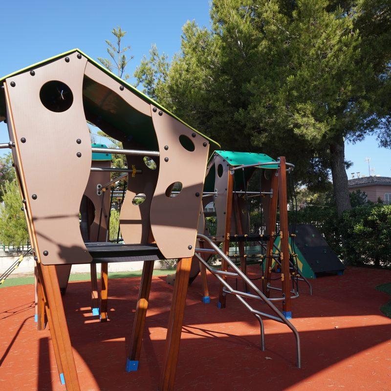 Savia parque infantil -roc-continental-park