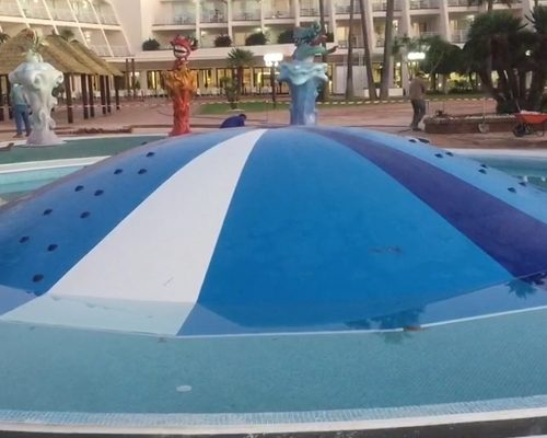 Burbuja de saltos
