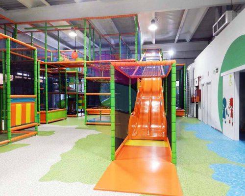 Savia Soft Play parques infantiles tobogán