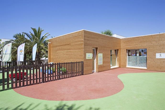 Savia Wood pavimento parque infantil