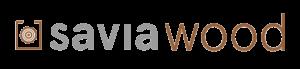 Savia Proyectos Logo Wood