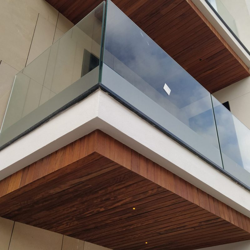 madera laminada arquitectura