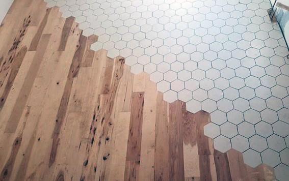 Incrustaciones de baldosas Savia Wood