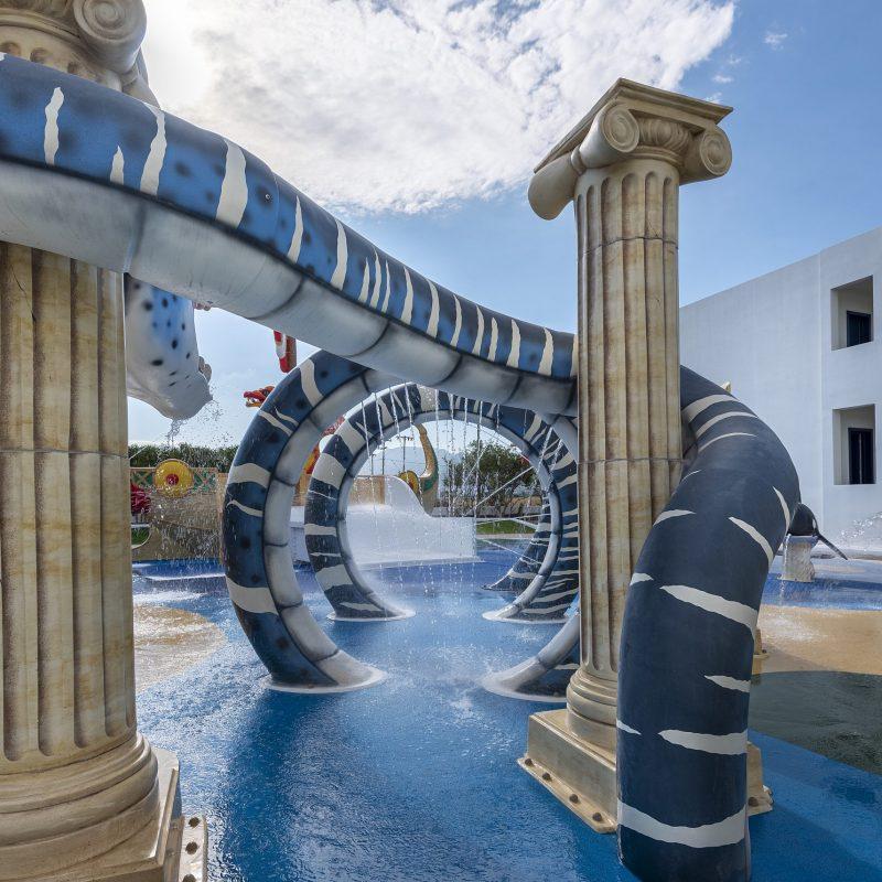 princess kos hotel ocio acuático savia proyectos